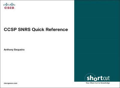 Cisco Snrs Quick Reference