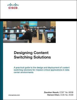 Designing Content Switching Solutions (paperback)