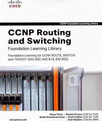 Ccnp Routing And Switching Book