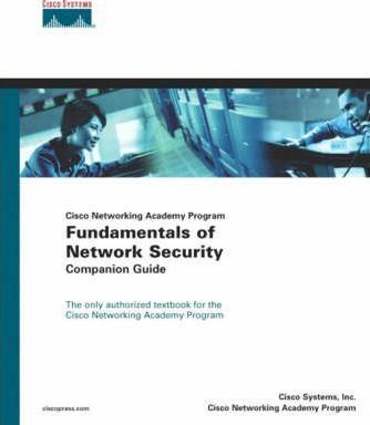 Fundamentals of Network Security: Companion Guide