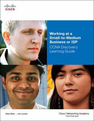 working at a small to medium business or isp ccna discovery rh bookdepository com ccna discovery learning guide free download Discovery and Meaningful Verbal Learning