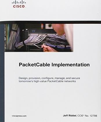 PacketCable Implementation (paperback)