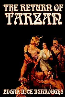 The Return of Tarzan by Edgar Rice Burroughs, Fiction, Classics, Action & Adventure