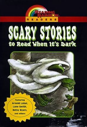 Reading Rainbow Readers: Scary Stories to Read When It's Dark