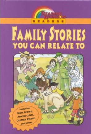 Reading Rainbow Readers: Family Stories You Can Relate to