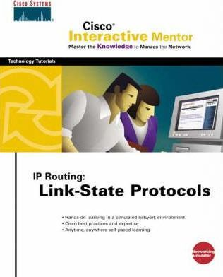 CIM IP Routing Link-State Protocols (Network Simulator CD-ROM)