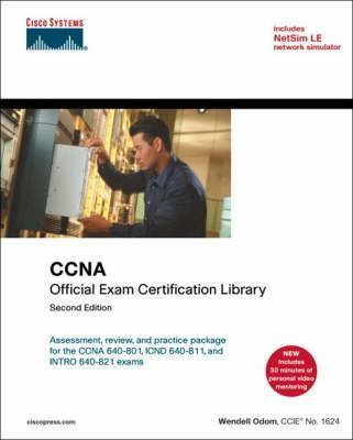 CCNA Official Exam Certification Library (Exam #640-801)