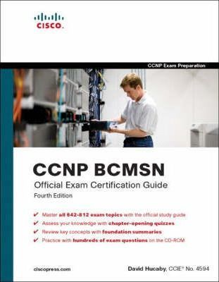 CCNP BCMSN Official Exam Certification Guide