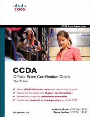 CCDA Official Exam Certification Guide (Exam 640-863)