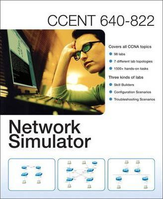 CCENT 640-822 Network Simulator