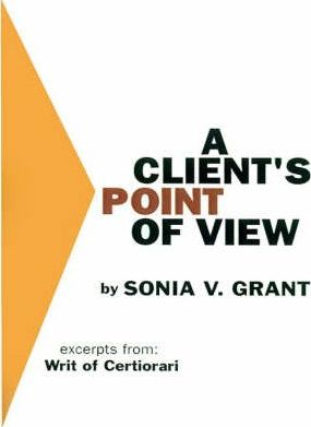 A Client's Point of View