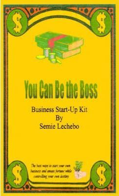 You Can be the Boss