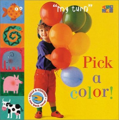 My Turn Pick a Color-