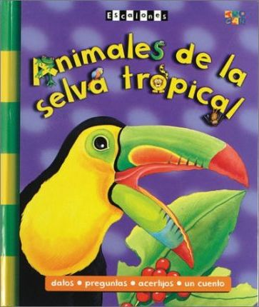 Animales De La Selva Tropical