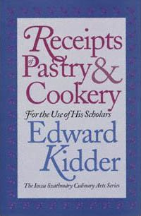 Receipts of Pastry & Cookery