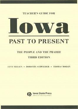 Teacher's Guide for Iowa Past to Present