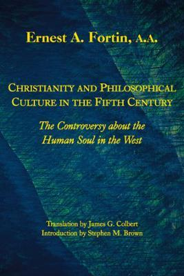 Christianity and Philosophical Culture in the Fifth Century