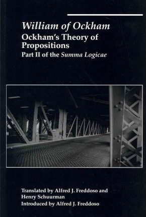 Ockham's Theory of Propositions
