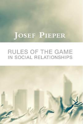 Rules of the Game in Social Relationships
