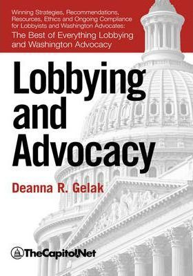 Lobbying and Advocacy