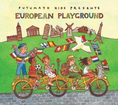 Putamayo Kids Presents European Playground
