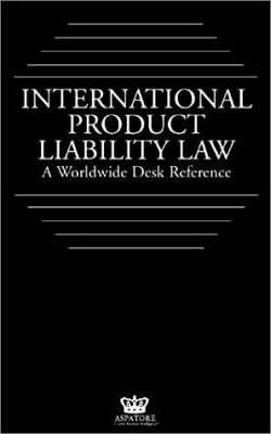 International Product Liability Law