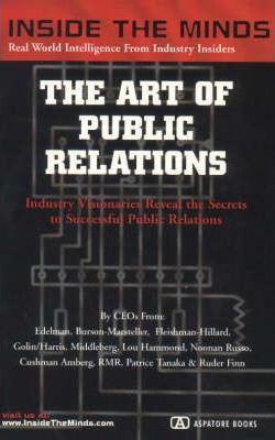 The Art of Public Relations