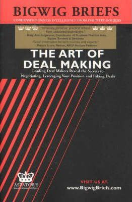 The Art of Deal Making
