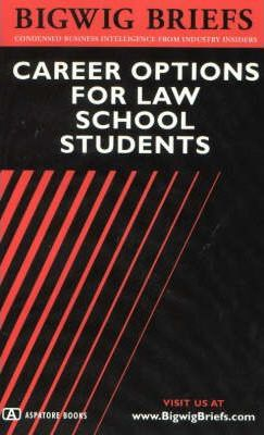 Career Options for Law School Students