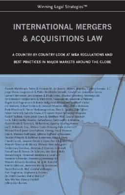 International Mergers & Acquisitions Law