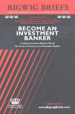 Become an Investment Banker
