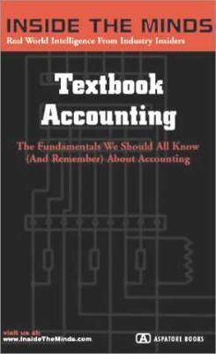 Textbook Accounting