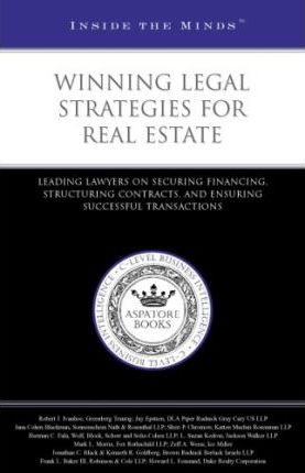 Winning Legal Strategies for Real Estate
