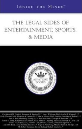 The Legal Side Of Entertainment, Sports, And Media