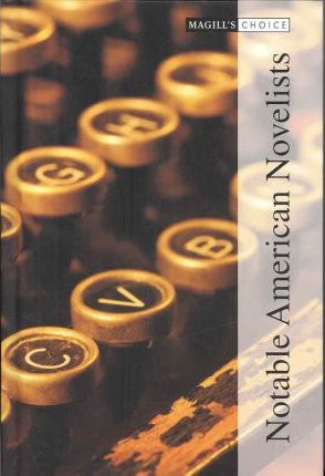 Notable American Novelists-Vol.3 (Revised)