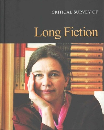 Critical Survey of Long Fiction, Fourth Edition-Volume 3