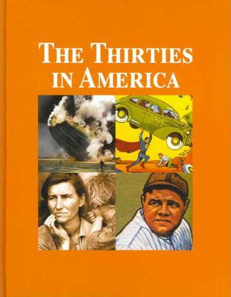 The Thirties in America-Volume 2