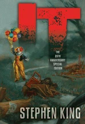 IT: 25th Anniversary Signed Traycase Deluxe Ltd Edition