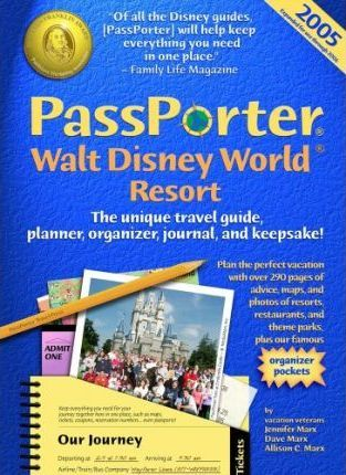 Passporter Walt Disney World Resort