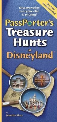 PassPorter's Treasure Hunts at Disneyland