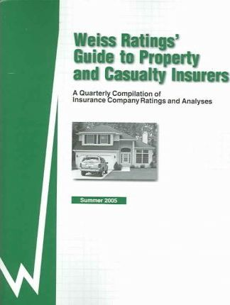 Weiss Ratings' Guide to Property & Casualty Insurers