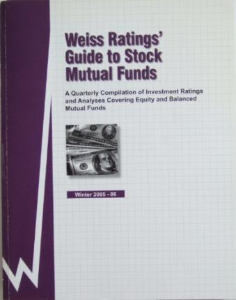 Weiss Ratings' Guide to Stock Mutual Funds