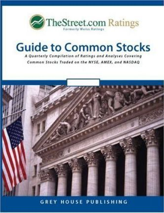 TheStreet.com Ratings' Guide to Common Stocks