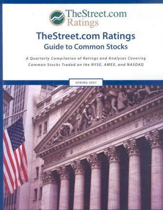 Thestreet.com Ratings Guide to Common Stocks