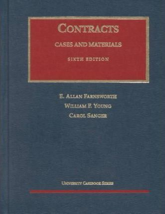 Cases & Mat on Contract 6ed