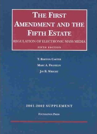 First Amendment & Fifth Estate, 2001-2002