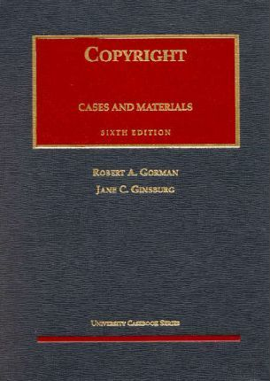 Copyright Cases Cases & Mats