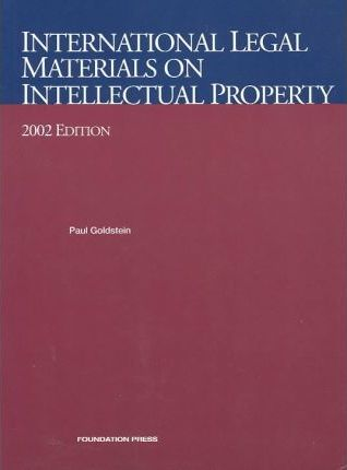 Int Legal Mater on Int Prop