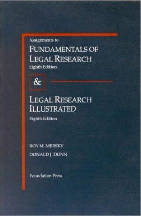 Assign Fund Legal Research 8th