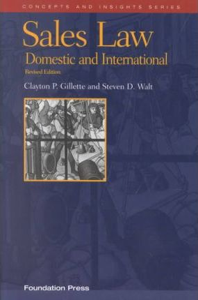 Law Domestic & Int Revised Ed